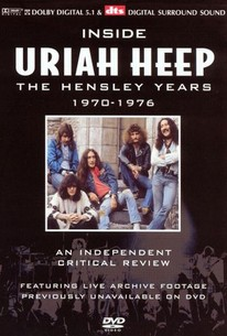 Inside Uriah Heep: A Critical Review: Hensley Years - 1970-1976