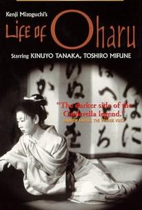 The Life of Oharu (Saikaku ichidai onna)