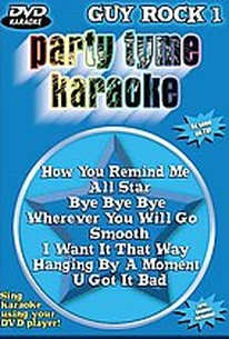 Party Tyme Karaoke - Guy Rock 1