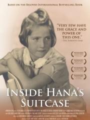 Inside Hana's Suitcase