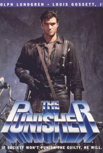 The Punisher (1989) - Rotten Tomatoes