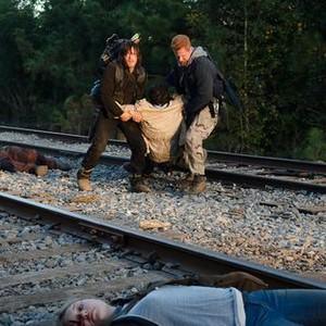 """<em>The Walking Dead</em>, Season 6: Episode 14, """"Twice as Far"""""""