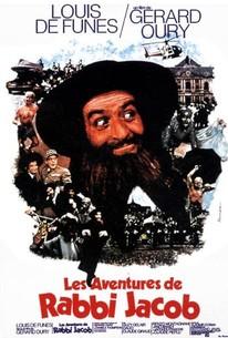 Les Aventures de Rabbi Jacob (The Adventures of Rabbi Jacob) (The Mad Adventures of 'Rabbi' Jacob)