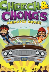 Cheech and Chong's Animated Movie!