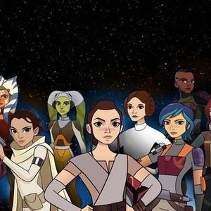"""Star Wars: Forces of Destiny"""