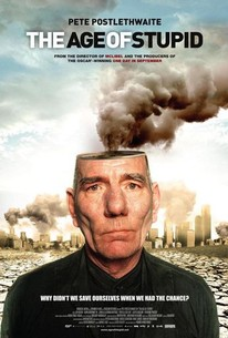 The Age of Stupid movie poster
