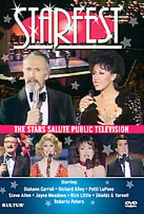 Starfest - The Stars Salute Public TV