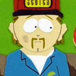Stuart McCormick is voiced by Trey Parker