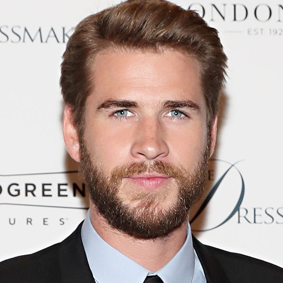 Liam Hemsworth 2015 Beard