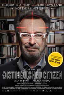 The Distinguished Citizen (El ciudadano ilustre)