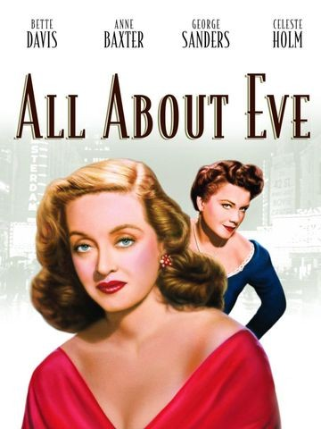Poster for All About Eve (1950)