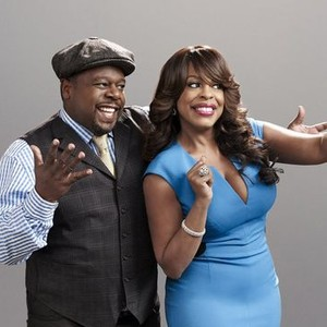 Cedric the Entertainer (left) and Niecy Nash