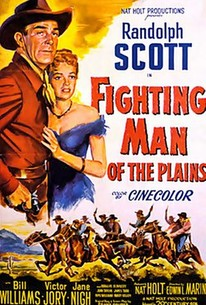 Fighting Man of the Plains