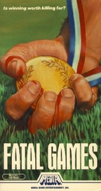 Fatal Games (Killing Touch)(Olympic Nightmare)