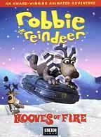 Robbie the Reindeer in Hooves of Fire