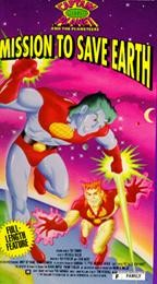 Captain Planet and the Planeteers - Mission to Save Earth