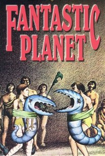 Fantastic planet full movie english free online