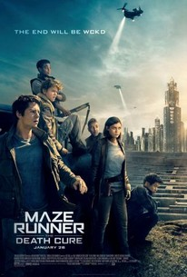 Maze Runner The Death Cure 2018 Rotten Tomatoes