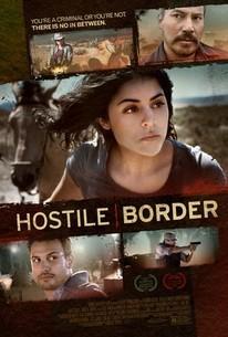 Hostile Border (Pocha: Manifest Destiny)