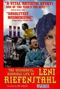 Wonderful, Horrible Life of Leni Riefenstahl