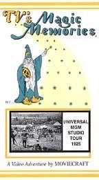 Universal & MGM Studio Tour 1925