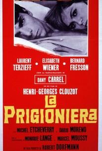 La Prisonnière (Female Prisoner) (Woman in Chains)