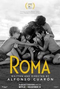 Roma (2018) - Rotten Tomatoes