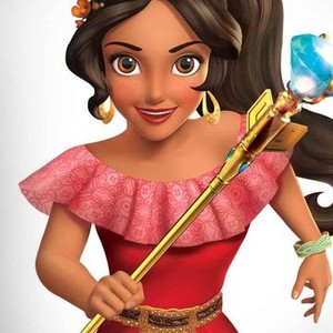 Princess Elena is voiced by Aimee Carrero