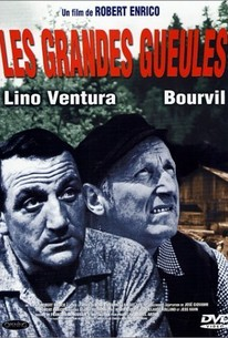 Les grandes gueules (The Wise Guys)