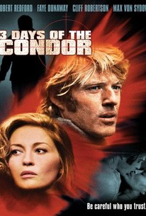 Image result for three days of condor