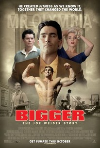 Bigger (2018) - Rotten Tomatoes