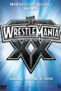 WWF WrestleMania XX