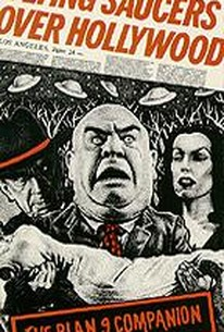 Flying Saucers Over Hollywood: The Plan 9 Companion