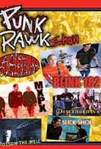 Punk Rawk Show: New American Standard