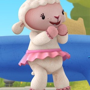 Lambie is voiced by Lara Jill Miller