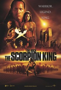 The Scorpion King 2002 Rotten Tomatoes
