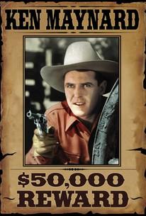 Fifty Thousand Dollar Reward