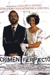 The Perfect Crime (El Crimen Perfecto)(Crimen ferpecto)