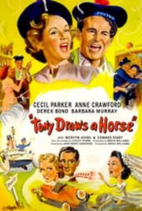 Tony Draws a Horse