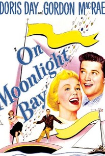 Poster for On Moonlight Bay (1951)