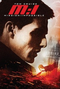 Mission: Impossible (1996) - Rotten Tomatoes