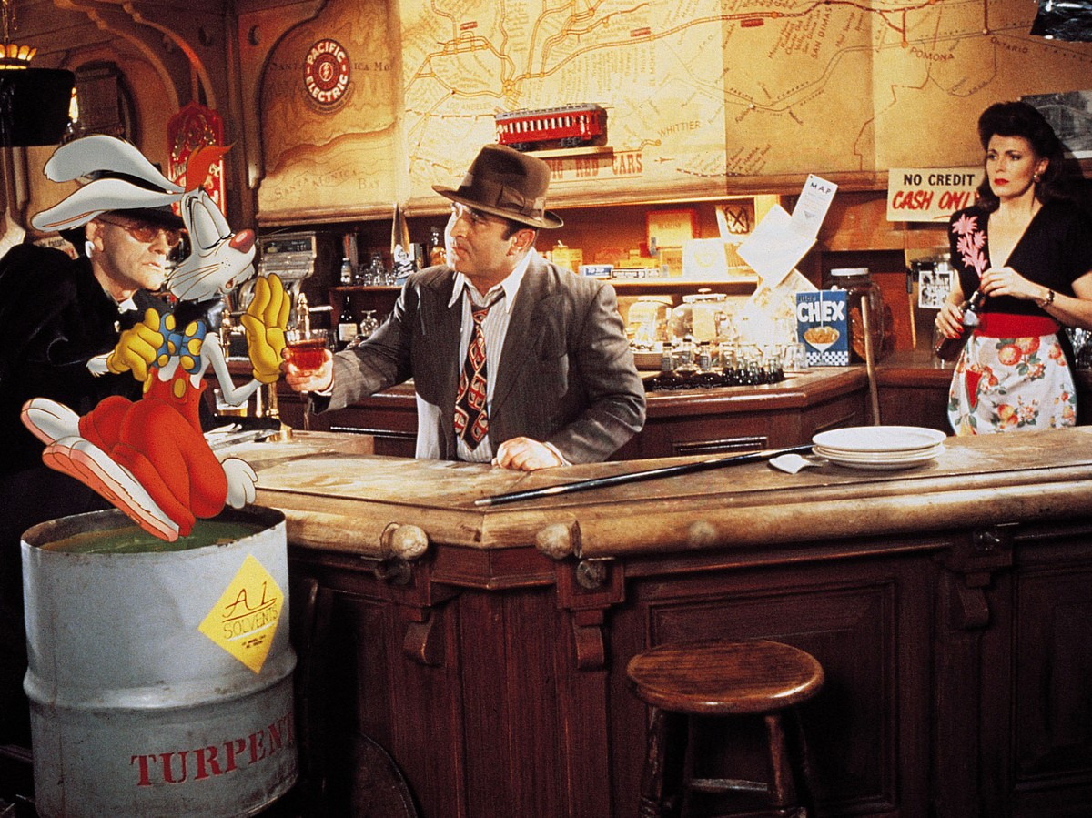 Who Framed Roger Rabbit (1988) - Rotten Tomatoes