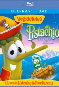 Veggie Tales Pistachio: The Little Boy that Woodn't