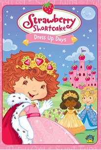 Strawberry Shortcake:Dress Up Days