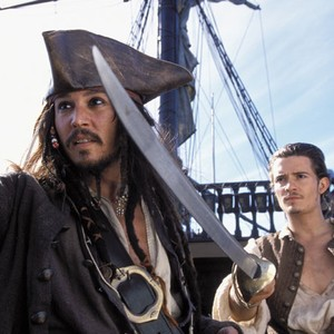 pirates of the caribbean the curse of the black pearl movie