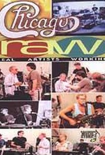 Chicago - Raw Real Artists Working