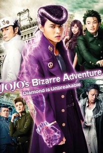 JoJo's Bizarre Adventure: Diamond is Unbreakable- Chapter 1 (JoJo no kimyô na bôken: Daiyamondo wa kudakenai - dai-isshô)