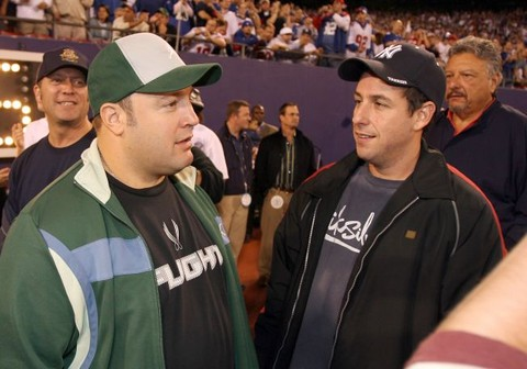 Celebrities at the Indianapolis Colts vs New York Giants - September 10, 2006