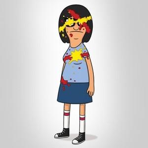 Tina Belcher is voiced by Dan Mintz