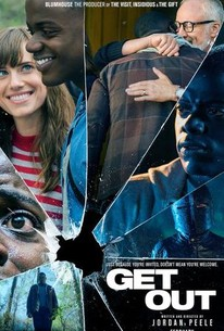 Get Out (2017) - Rotten Tomatoes